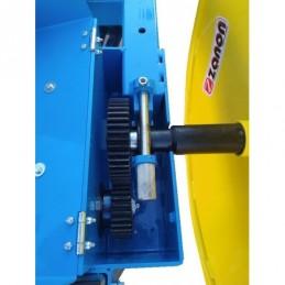 Avvolgirete per telo olive Zanon AVR-250 – Avvolgitelo automatico – Avvolgitore per reti