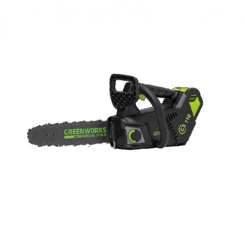Motosega a batteria per potatura Greenworks GD40tcs – 40 V  Con batteria e caricabatteria