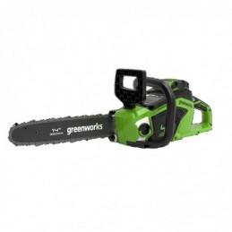 Motosega a batteria professionale GreenworksGD40CS15- 40 V  Con batteria e caricabatteria