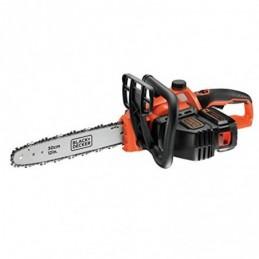 Motosega a batteria Black & Decker 36V GKC3630L20 con batteria e caricabatterie – ideale per la lavorazione del legno e il giard