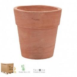 Vaso di terracotta Bordato cm. 30