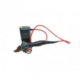 Forbice da potatura elettrica Zanon Zt-40 + batteria Drive 300 s, progressiva elettronica