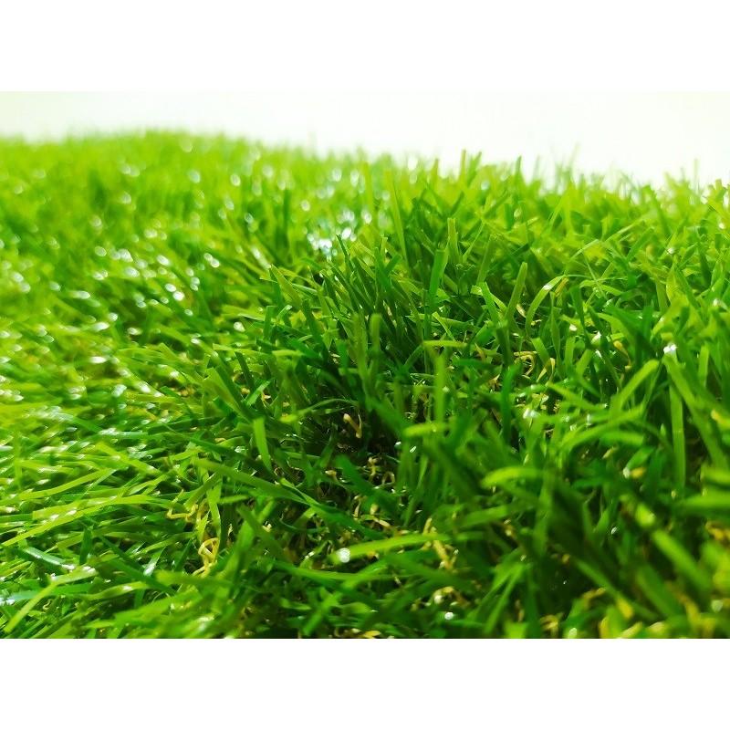 Prato Sintetico 35mm  – 2×5 – Erba sintetica per giardino – Effetto reale