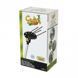 Abbacchiatore per olive elettrico GIULIVO 4 YOU con prolunga + 2 Bacchette omaggio