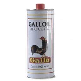 OLIO LINO COTTO GALLO LT 1