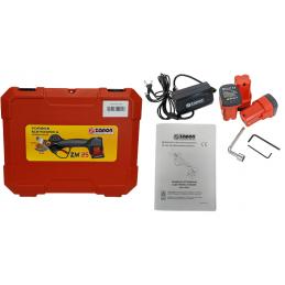 Forbice potatura elettrica Zanon ZM-25 – 3 batterie da 2,5Ah