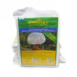 Telo protezione Tnt Bianco – cappuccio Mt 2,40×2 Gr/mq. 17 – tessuto non tessuto antigelo