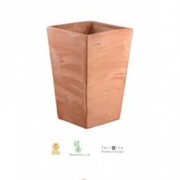 Vasi in terracotta Trapezio 50 cm – Vaso terracotta