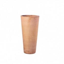 Vasi in terracotta da esterno – VASO ROTONDO ALTO MODERNE 50cm