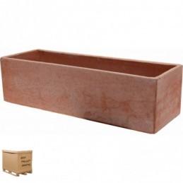 Vasi in terracotta- Cassetta Aromatica Moderne 35cm