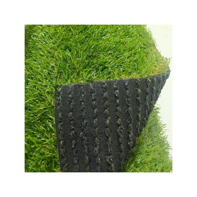 Erba sintetica 35mm  – 1×2,5 mt – Prato  per giardino – Effetto reale