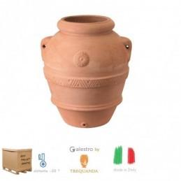 Vaso in terracotta Orcio Toscano Classico cm. 50 – 2° scelta