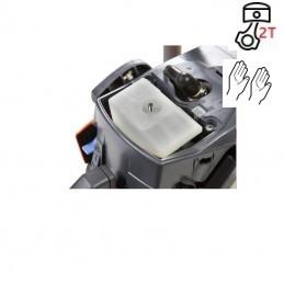 KIT Motosega professionale Efco MTH 4000, + kit del vero boscaiolo, Motosega a scoppio