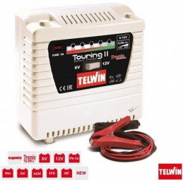 Caricabatterie Telwin  TOURING 11 – 6/12 V