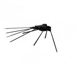 Scuotitore per olive Zanon Albatros FV 33 AL/300 + 4 bacchette + Batteria 45AH