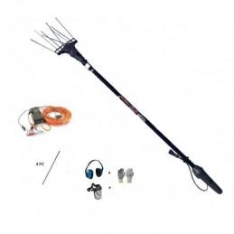Abbacchiatore per olive Zanon Albatros FV 33 AL/200 + 4 bacchette omaggio + kit protezioni