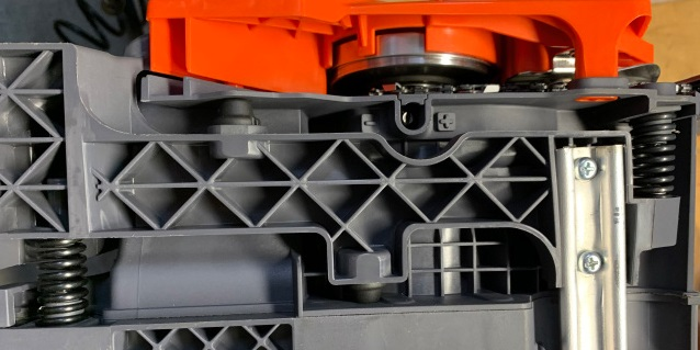 Motoseghe/Mth 4000/Motosega professionale Efco MTH Mth 4000 sistema antivibrante